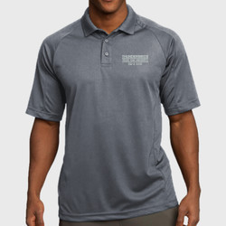 SQ-3 Dad Dri-Mesh Polo