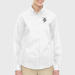 SQ-3 Mom LS Twill Shirt