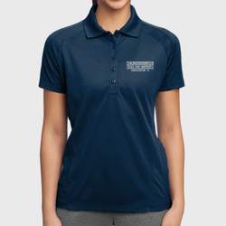 SQ-3 Ladies Dri-Mesh Polo