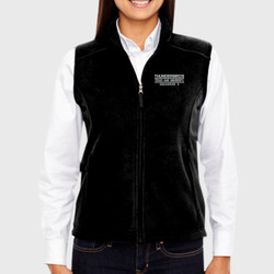 SQ-3 Ladies Fleece Vest